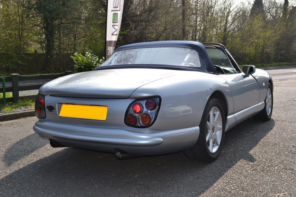 1999 TVR Chimaera 500 For Sale (picture 4 of 6)