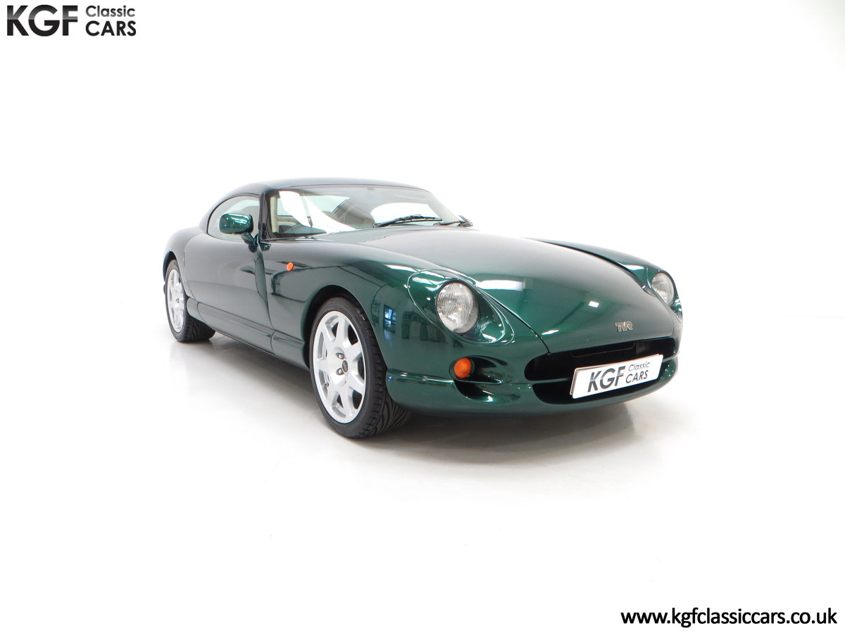 1998 The Ultimate TVR Cerbera 4.5 AJP 420bhp Version For Sale (picture 1 of 6)