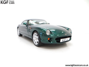 1998 The Ultimate TVR Cerbera 4.5 AJP 420bhp Version SOLD