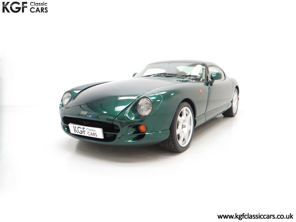 1998 The Ultimate TVR Cerbera 4.5 AJP 420bhp Version For Sale (picture 2 of 6)