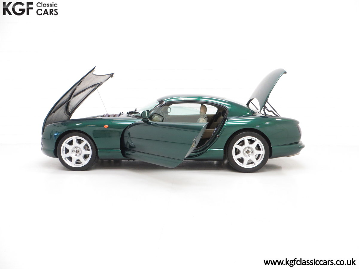 1998 The Ultimate TVR Cerbera 4.5 AJP 420bhp Version For Sale (picture 3 of 6)