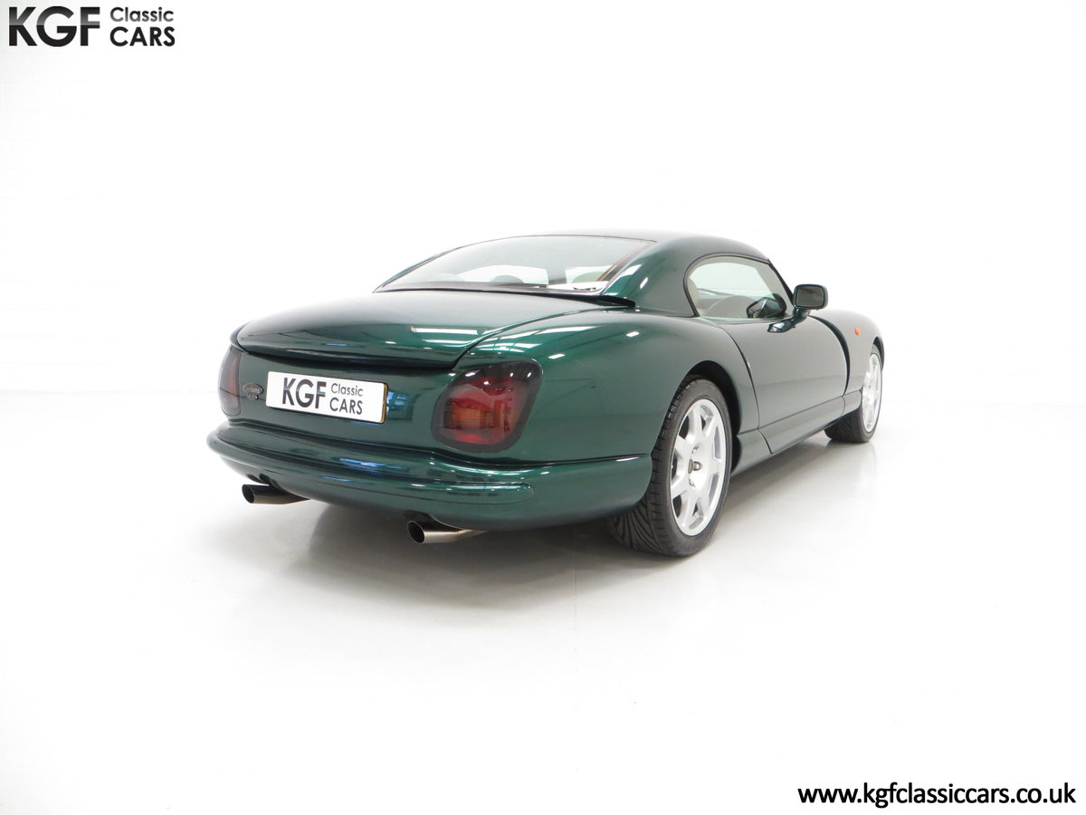 1998 The Ultimate TVR Cerbera 4.5 AJP 420bhp Version For Sale (picture 5 of 6)