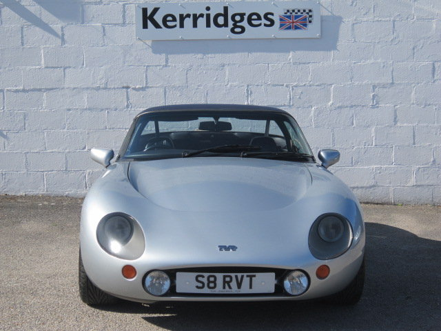 1999 (S) TVR Griffith 500 in Arctic Silver For Sale (picture 4 of 6)