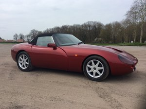 1997 Tvr Griffith 500 For Sale
