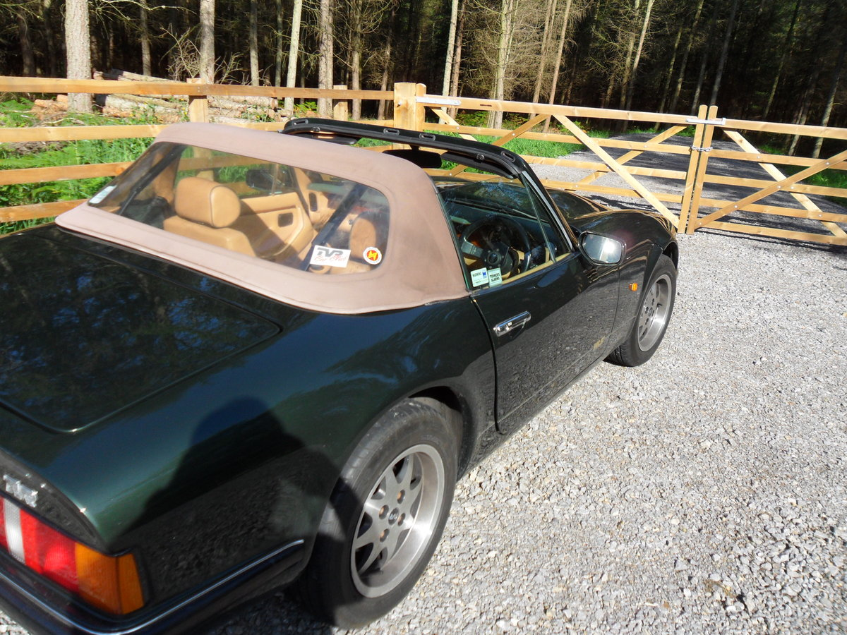 1991 TVR S2 V8  For Sale (picture 4 of 6)