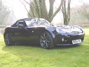 TVR TAMORA 3600cc.MOONRAKER BLACK. 2004 For Sale