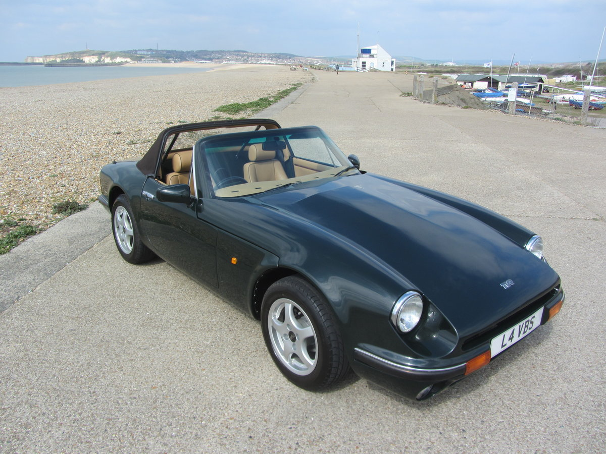 1994 TVR S4 V8s with just 16500 miles from new  SOLD (picture 1 of 6)