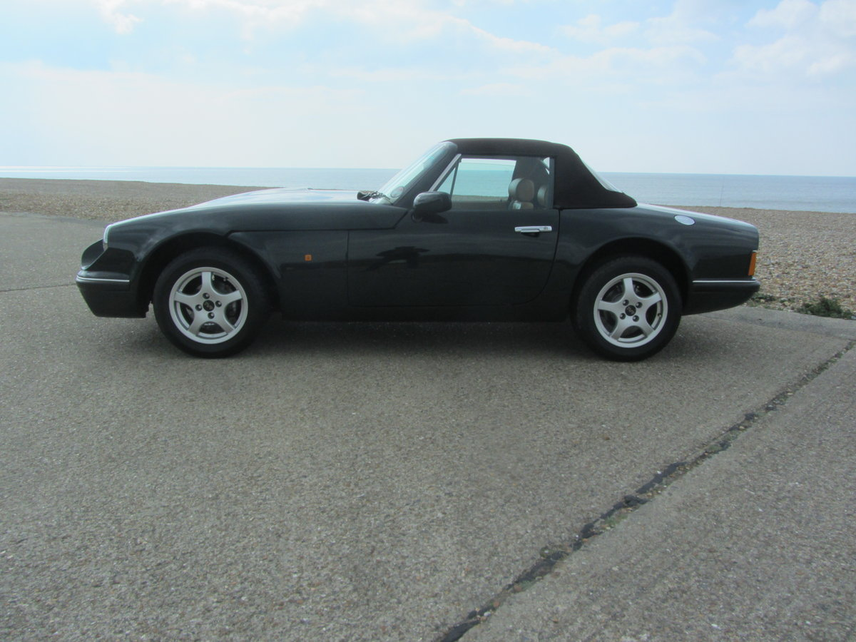 1994 TVR S4 V8s with just 16500 miles from new  SOLD (picture 2 of 6)