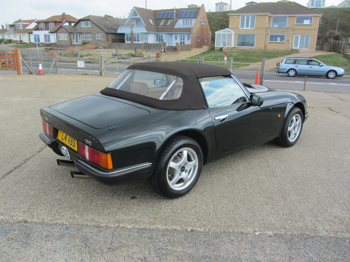 1994 TVR S4 V8s with just 16500 miles from new  SOLD (picture 3 of 6)