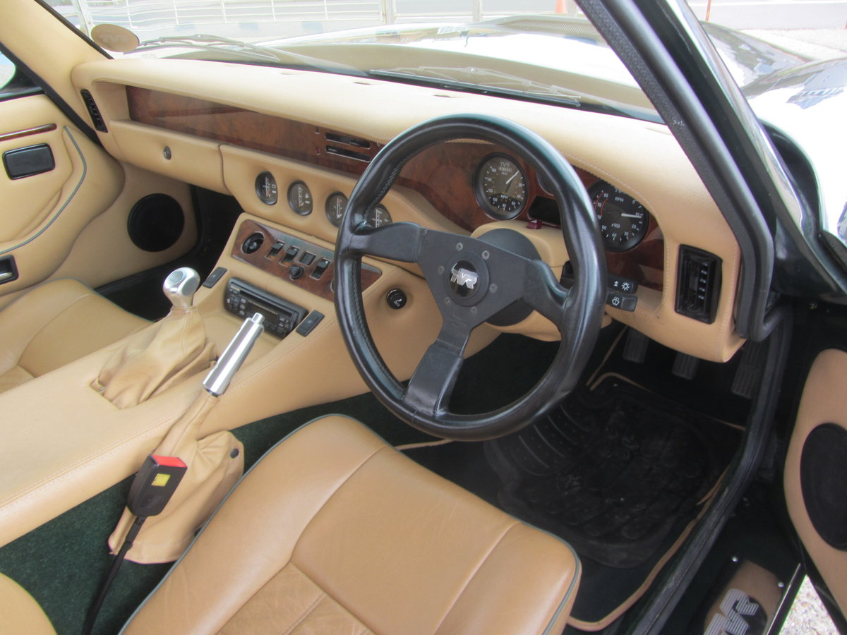 1994 TVR S4 V8s with just 16500 miles from new  SOLD (picture 4 of 6)