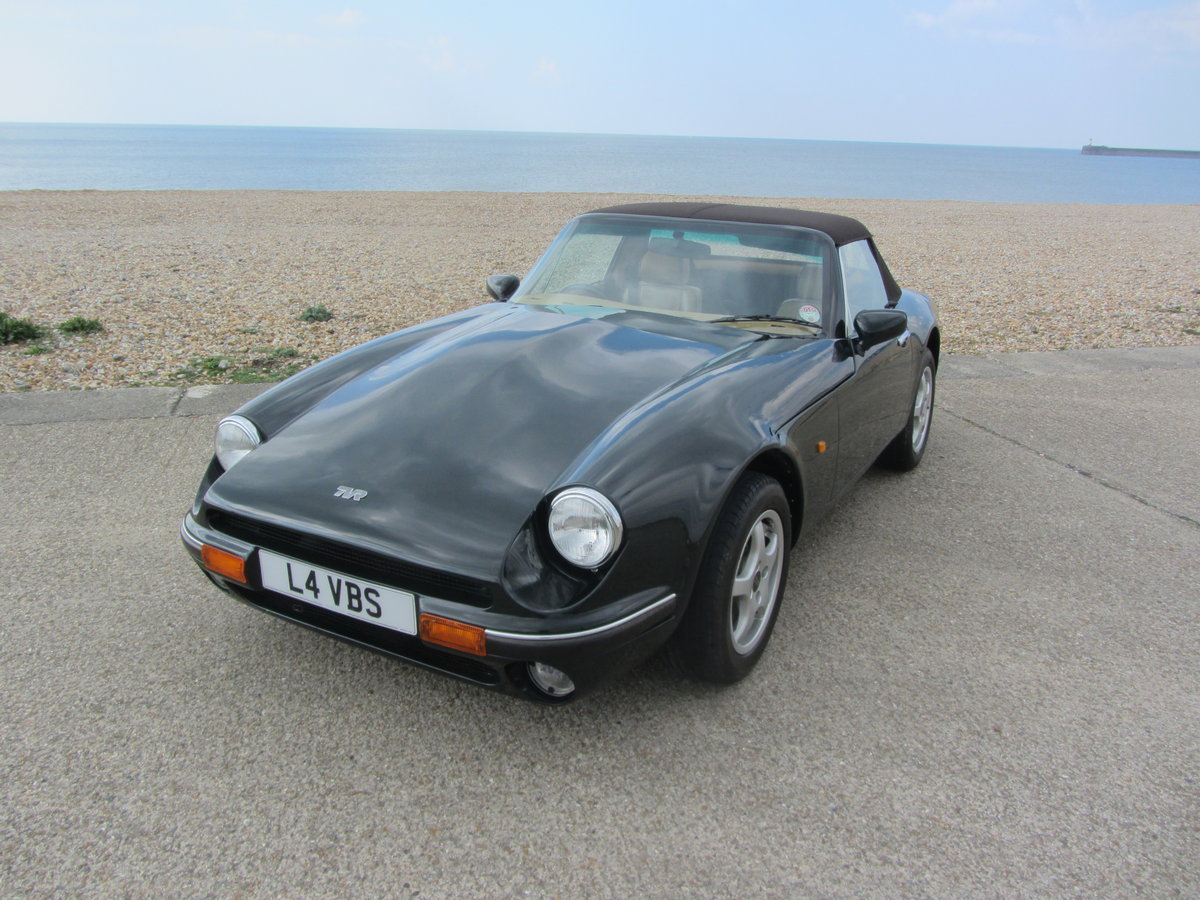 1994 TVR S4 V8s with just 16500 miles from new  SOLD (picture 6 of 6)