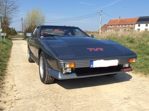 1985 Beautiful TVR 350i FHC in great state