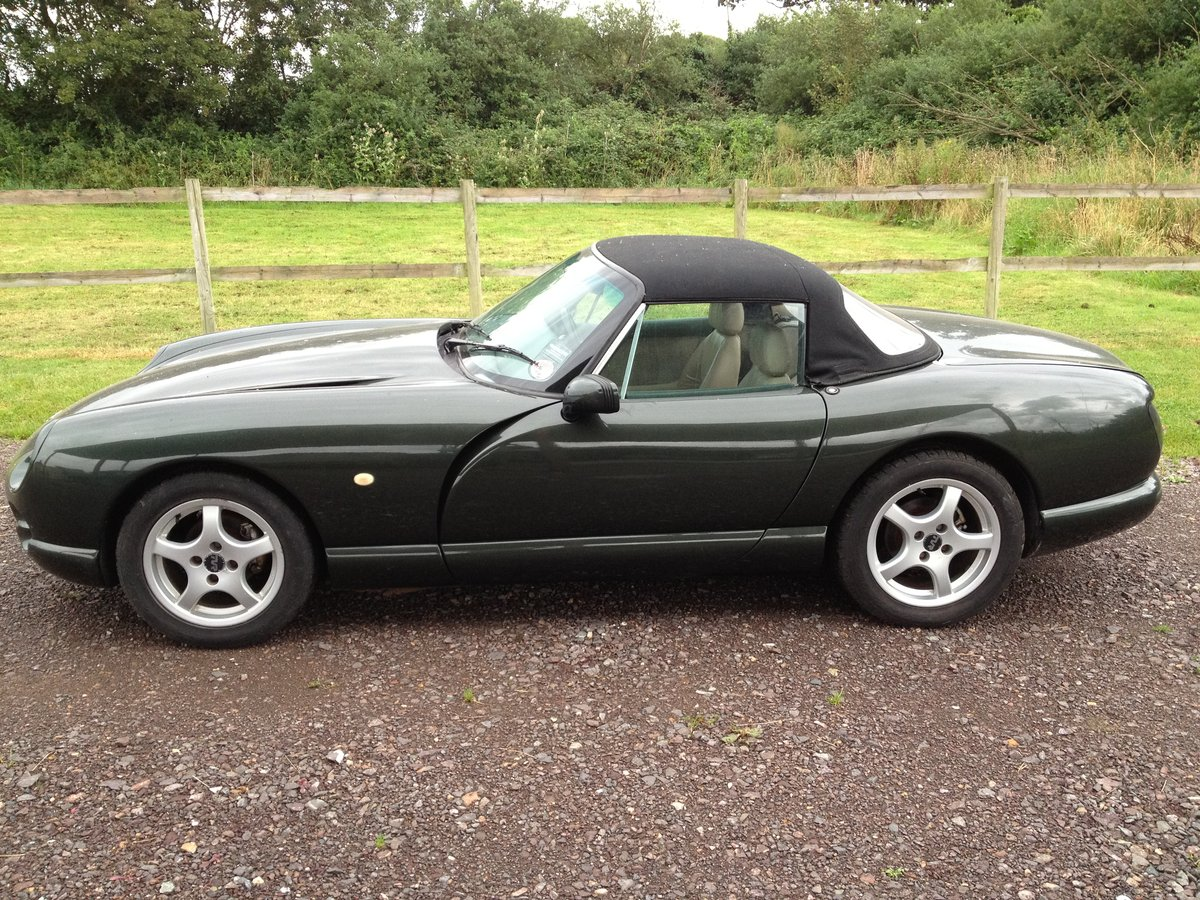 TVR Chimaera 400  4.0lt V8  1994 'L' Manual For Sale (picture 1 of 6)