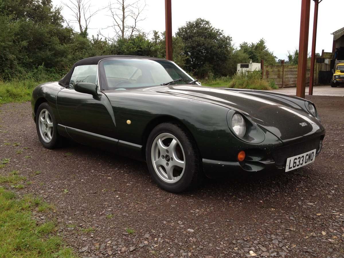 TVR Chimaera 400  4.0lt V8  1994 'L' Manual For Sale (picture 2 of 6)