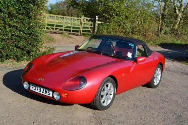 1997 TVR Griffith 500 For Sale by Auction (picture 1 of 1)