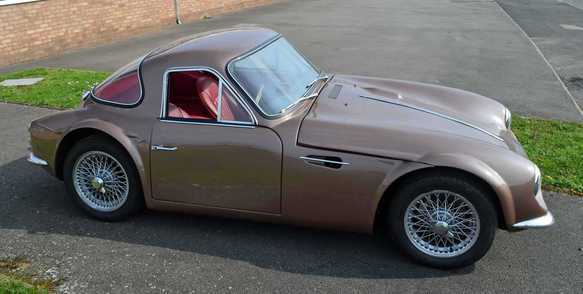 1962 TVR Grantura MkIII - Hardly used since restoration -  For Sale (picture 4 of 6)