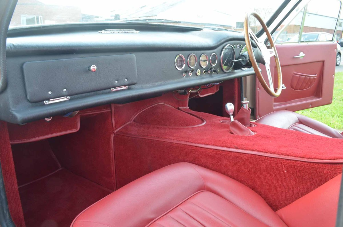 1962 TVR Grantura MkIII - Hardly used since restoration -  For Sale (picture 5 of 6)