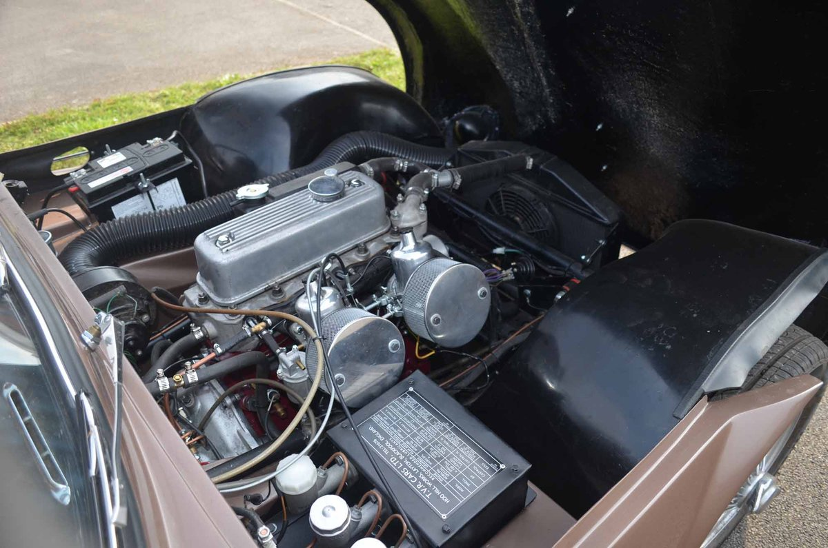 1962 TVR Grantura MkIII - Hardly used since restoration -  For Sale (picture 6 of 6)
