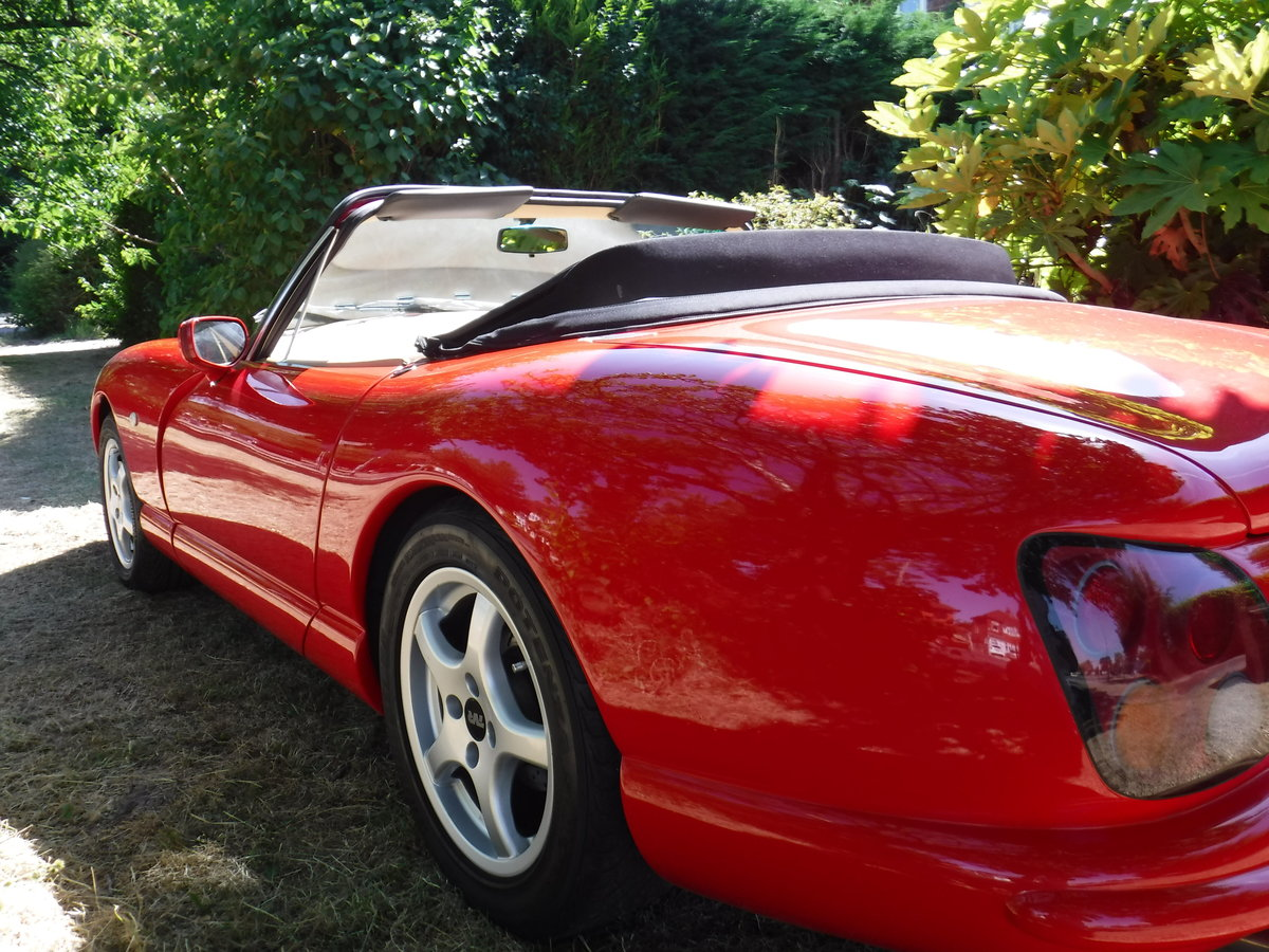 """Awesome"" 1994 TVR Chimaera 4.0 ltr For Sale (picture 2 of 6)"