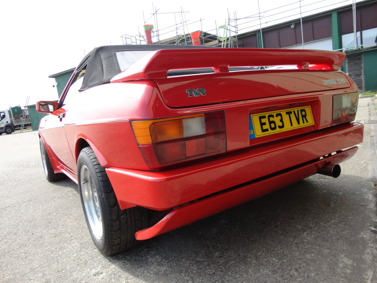 1987 TVR Tasmin 390 SE For Sale (picture 2 of 6)