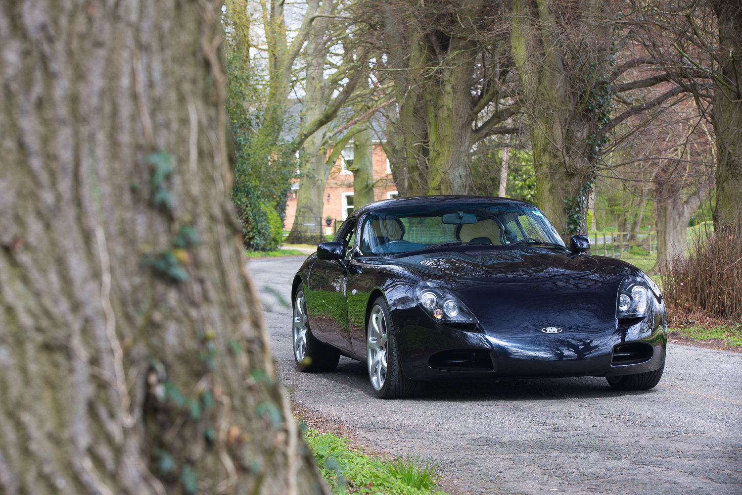 2006 TVR T350C WITH ONLY 8,104 MILES & FSH (11 STAMPS) For Sale (picture 1 of 6)