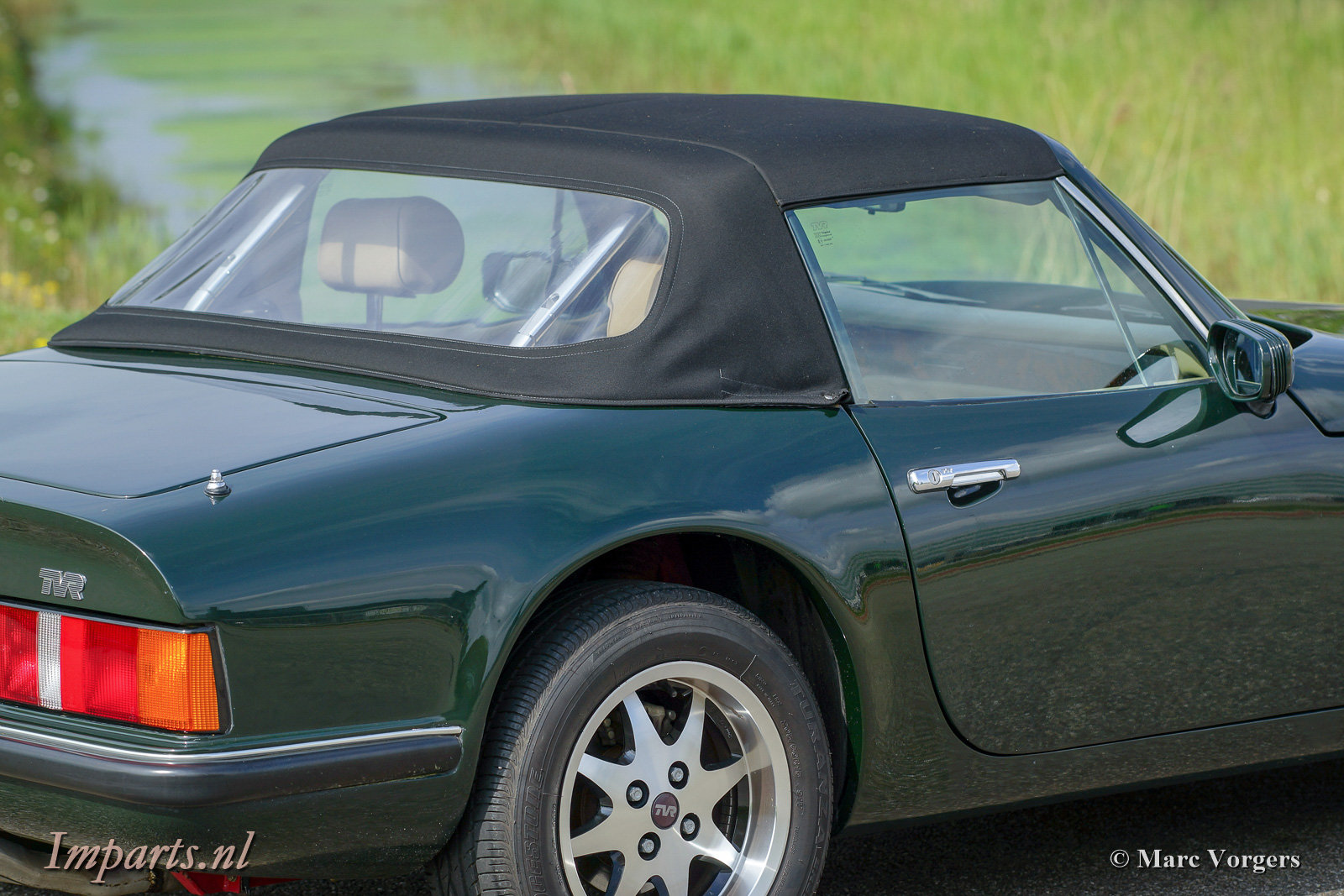 Unique TVR S4C 1994 (LHD) For Sale (picture 5 of 6)