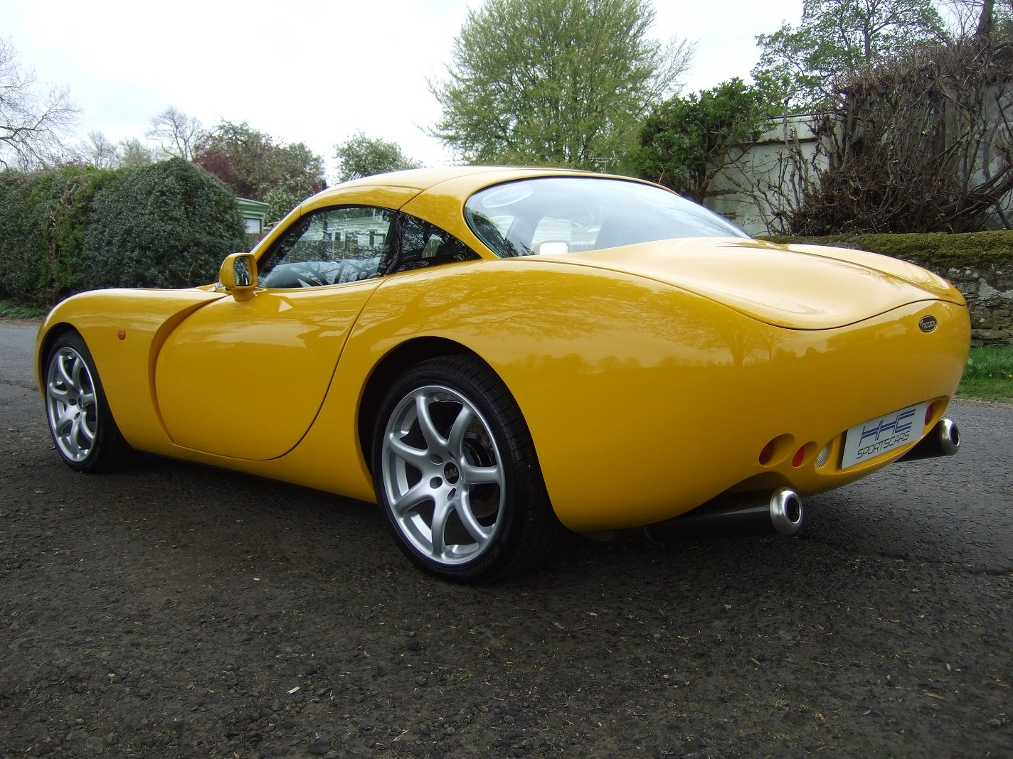 """2000 """"They Call Me Mellow Yellow!"""" For Sale (picture 3 of 6)"""