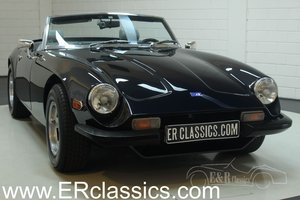 TVR 3000S cabriolet 1981 restored For Sale