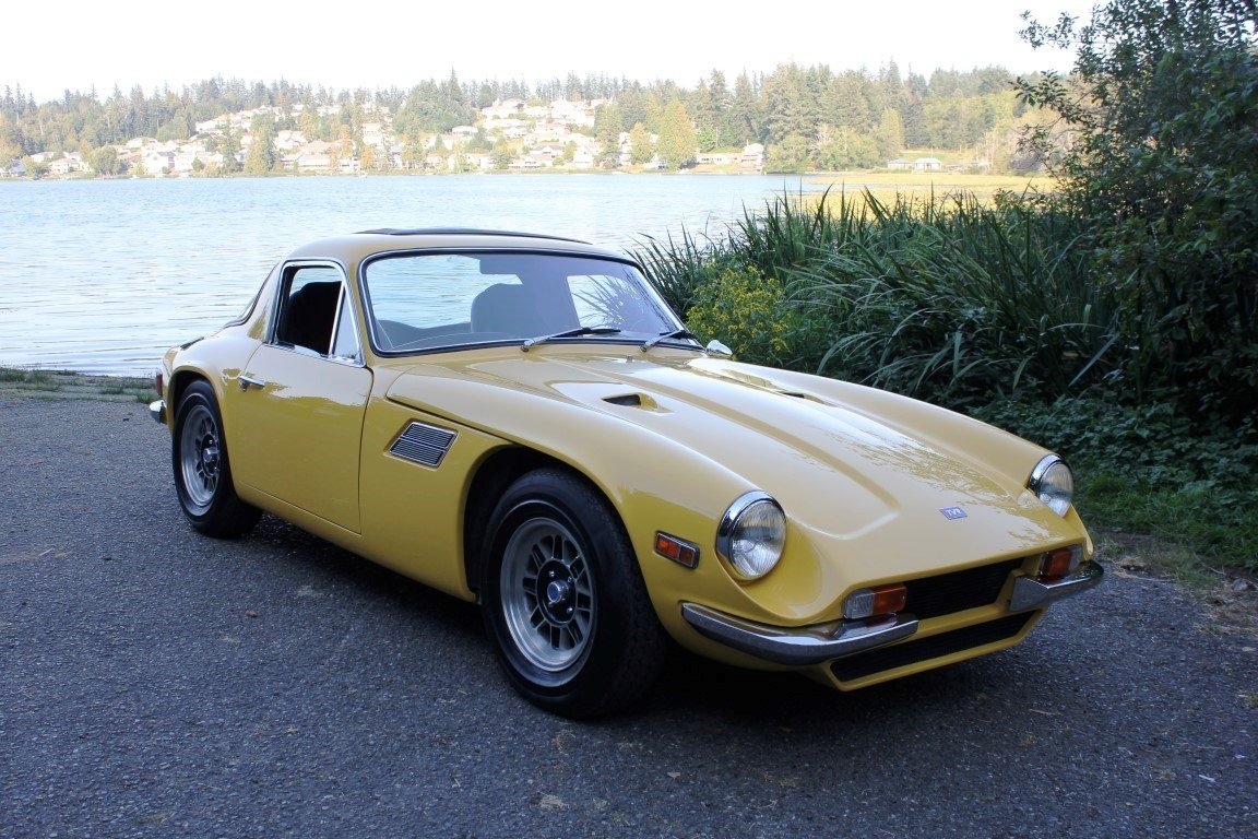 1974 TVR 2500 M  For Sale (picture 1 of 6)