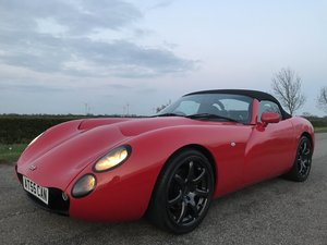 2006 Ultimate Tuscan MK3 4000cc Convertible  SOLD