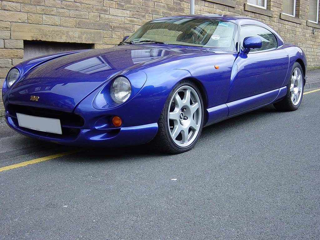 October 1998 TVR Cerbera 4.5 For Sale (picture 1 of 4)