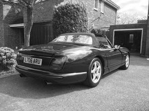 TVR 1993 Chimaera 430 For Sale