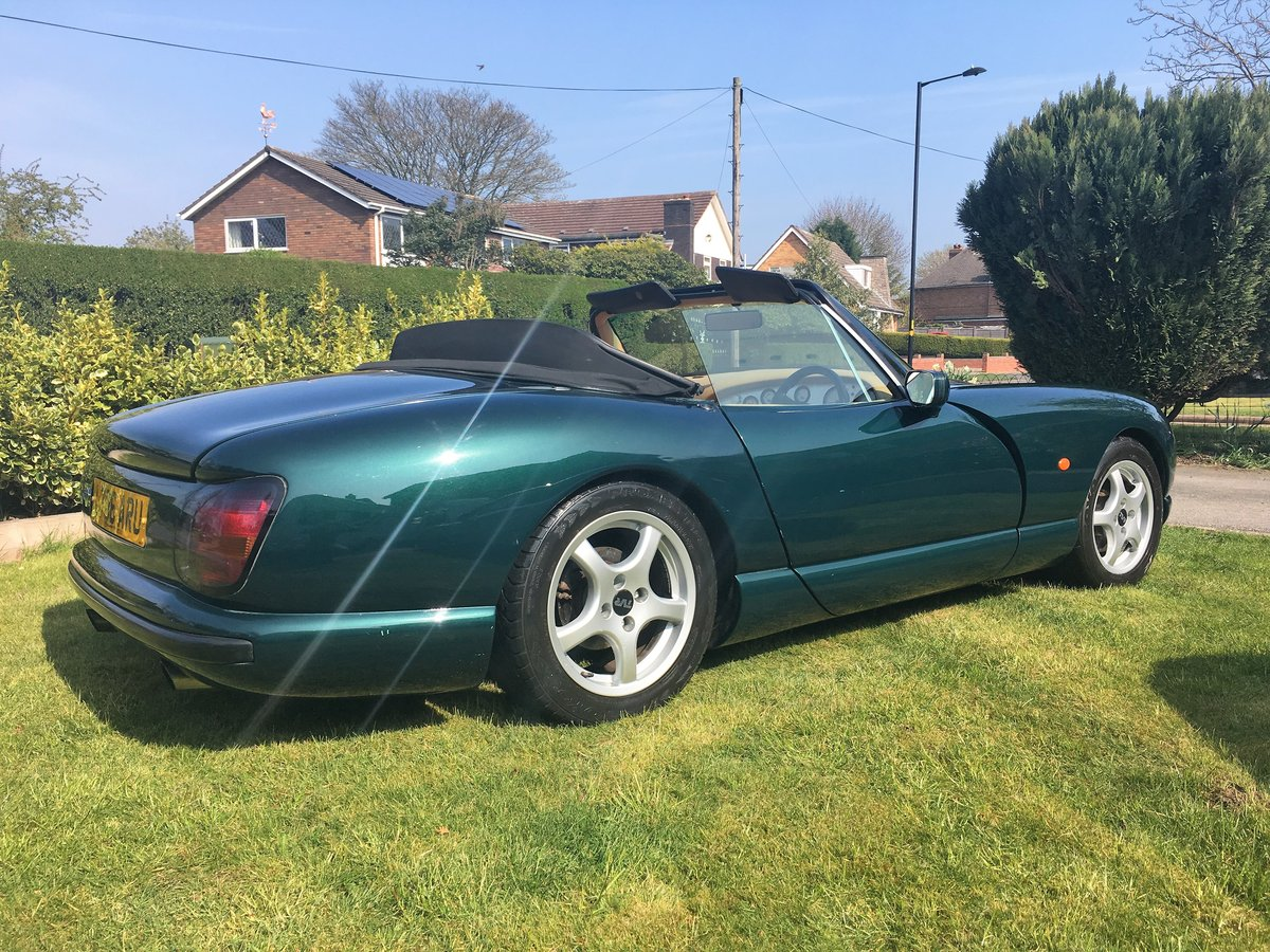 TVR 1993 Chimaera 430 ***NOW SOLD*** For Sale (picture 6 of 6)