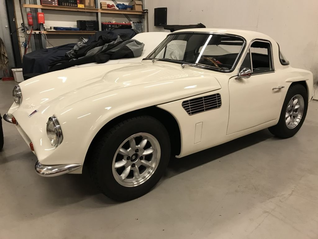 "1965 TVR Griffith 200 ""Cobra Killer"" SOLD (picture 1 of 6)"