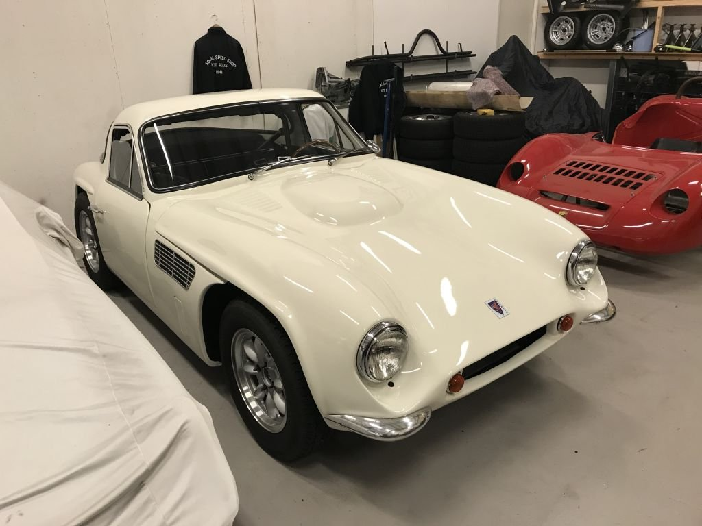 "1965 TVR Griffith 200 ""Cobra Killer"" SOLD (picture 6 of 6)"