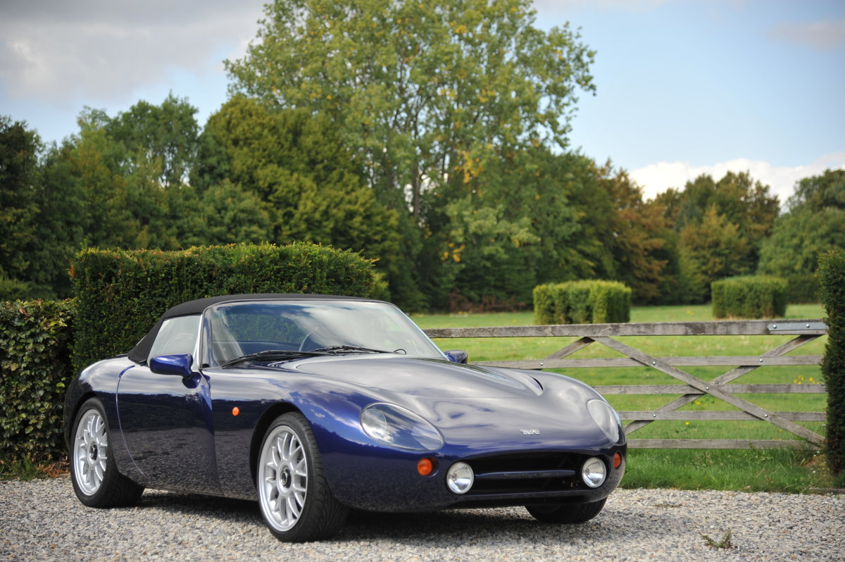 TVR Griffith 5.0 LHD (1993) For Sale (picture 1 of 6)