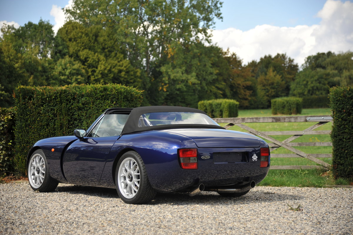 TVR Griffith 5.0 LHD (1993) For Sale (picture 2 of 6)