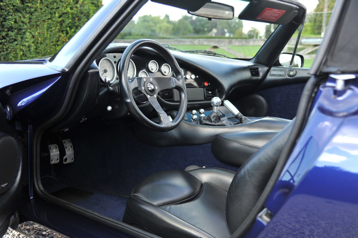 TVR Griffith 5.0 LHD (1993) For Sale (picture 4 of 6)