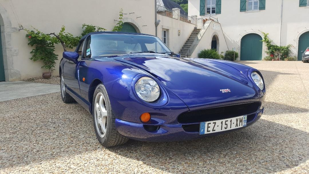 1998 TVR Chimaera 400 low miles For Sale (picture 1 of 6)