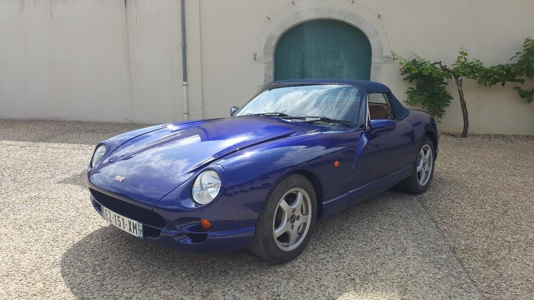 1998 TVR Chimaera 400 low miles For Sale (picture 2 of 6)