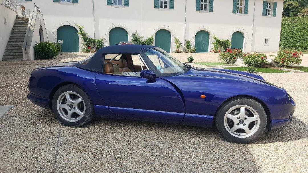 1998 TVR Chimaera 400 low miles For Sale (picture 3 of 6)