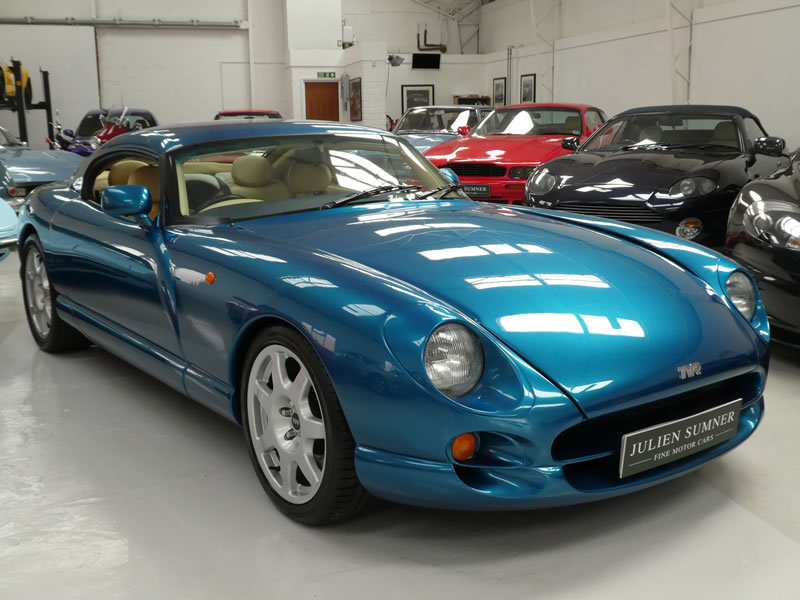 1999 TVR Cerbera 450 SOLD (picture 2 of 6)