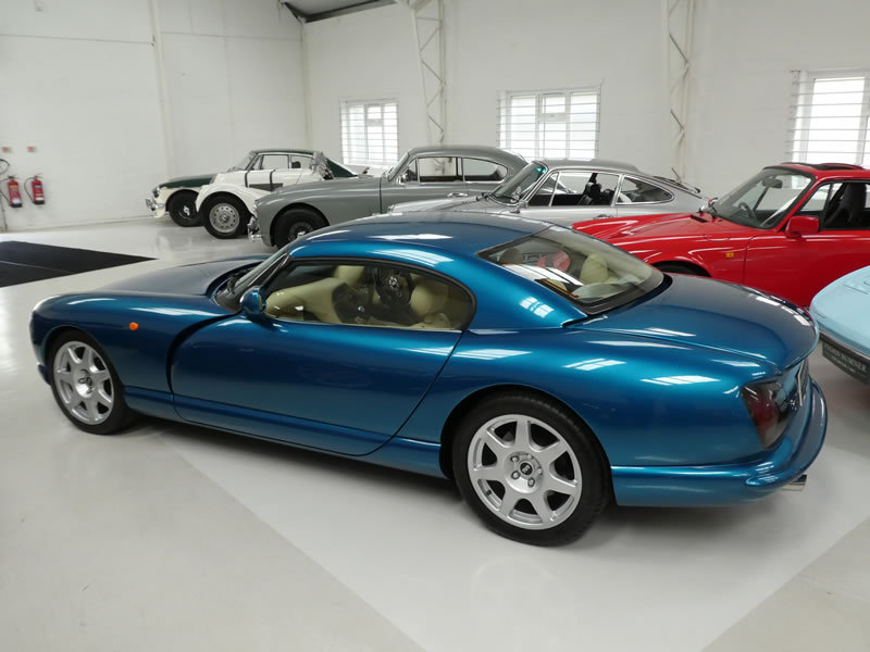 1999 TVR Cerbera 450 SOLD (picture 4 of 6)