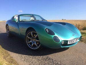 2008 Last Batch from TVR - Extraordinary Rare Example  SOLD