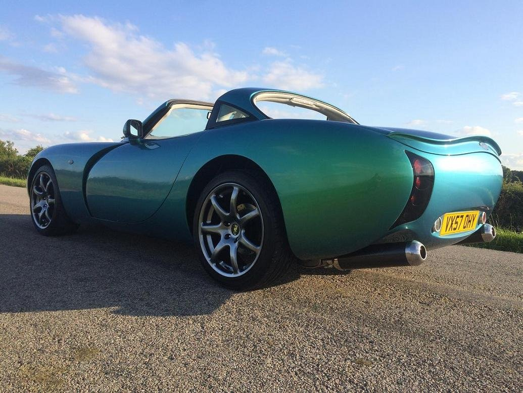 2008 Last Batch from TVR - Extraordinary Rare Example  SOLD (picture 4 of 6)