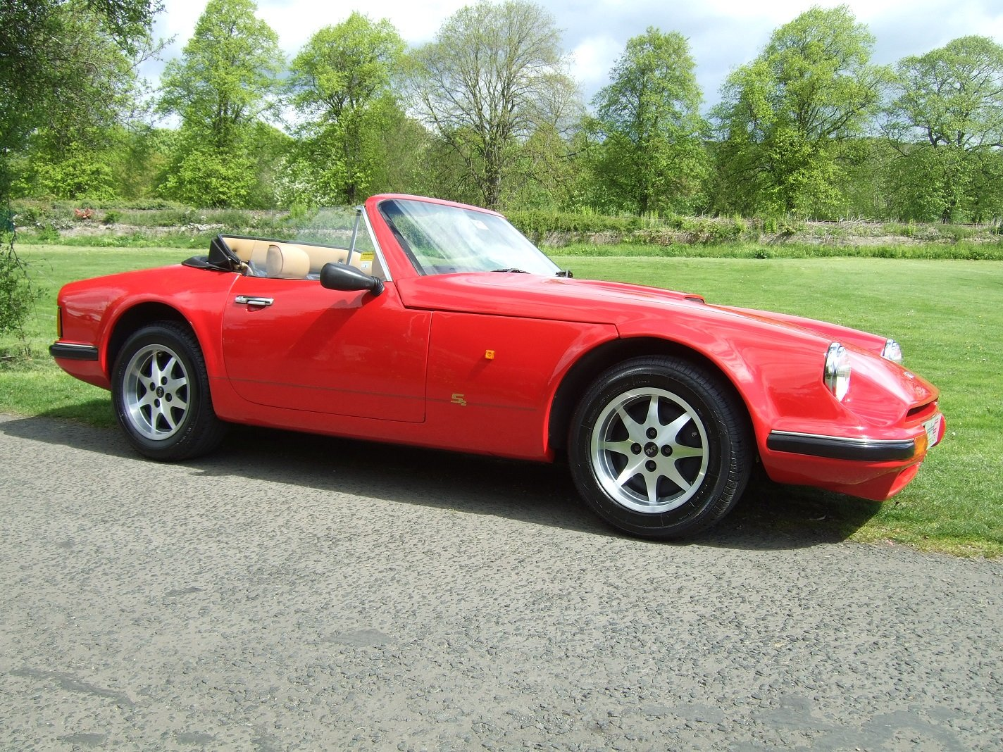 1989 Ideal First TVR? SOLD (picture 1 of 6)