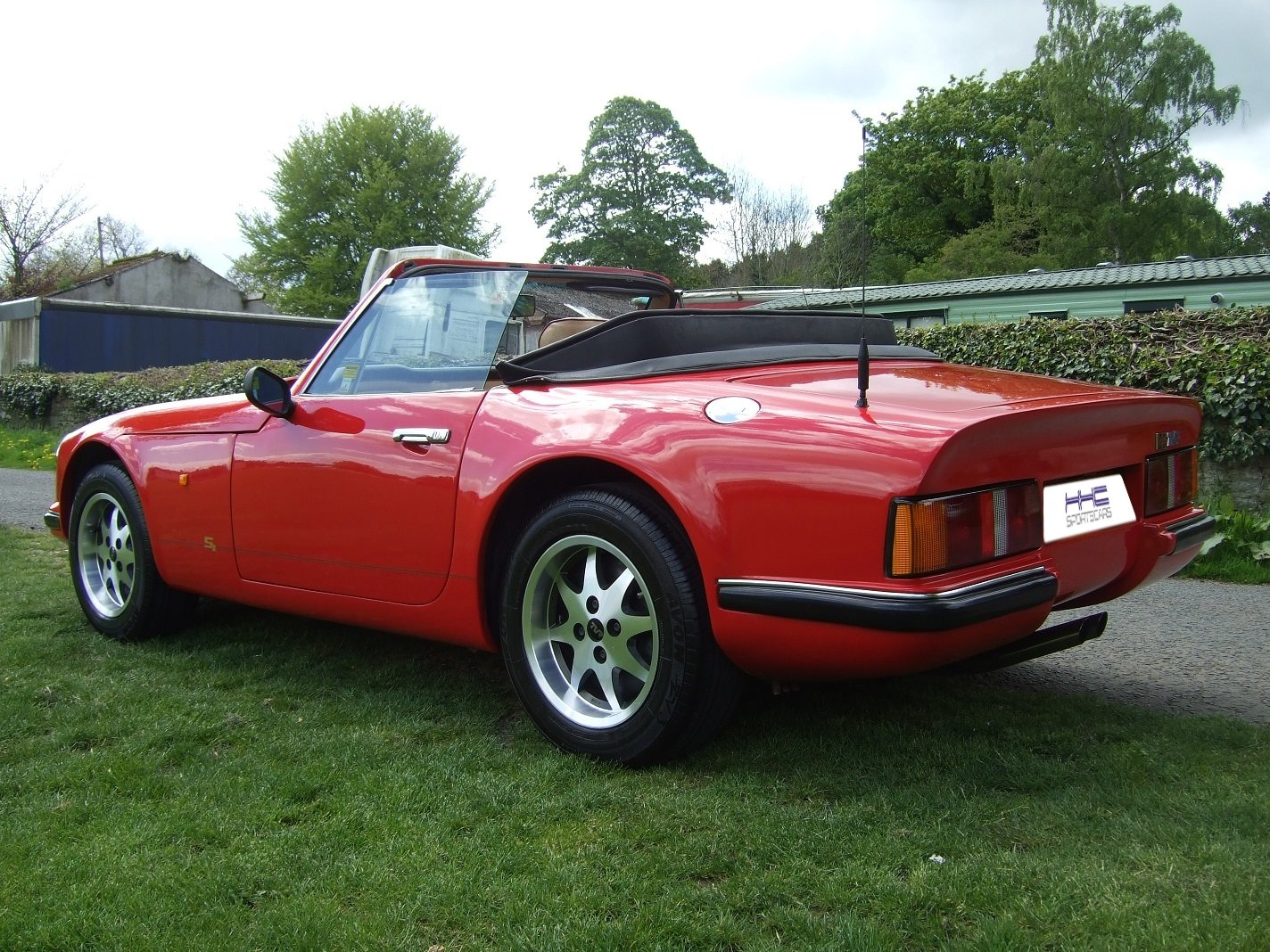 1989 Ideal First TVR? SOLD (picture 3 of 6)