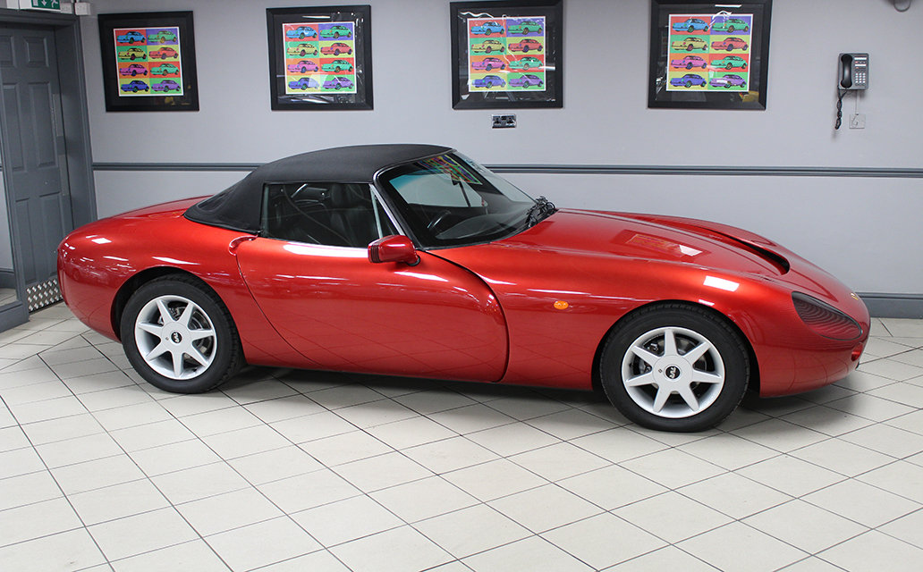 1998 TVR Griffith 500 For Sale (picture 1 of 6)
