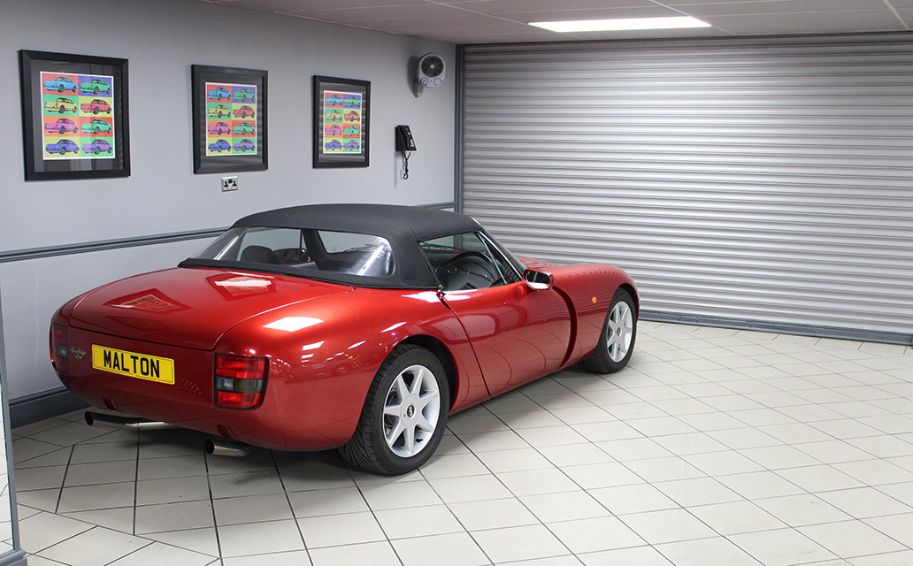 1998 TVR Griffith 500 For Sale (picture 3 of 6)