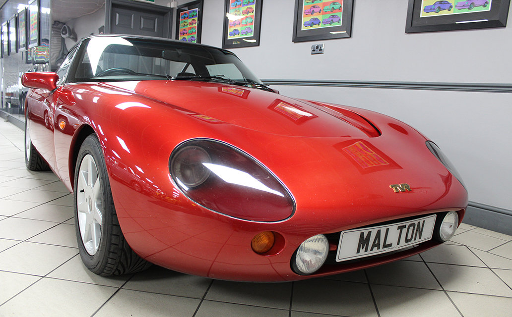 1998 TVR Griffith 500 For Sale (picture 5 of 6)